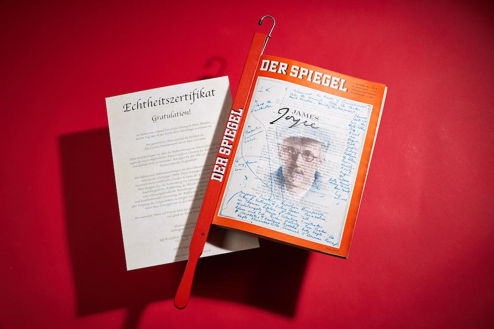 Der Spiegel Zeitungsstock!
