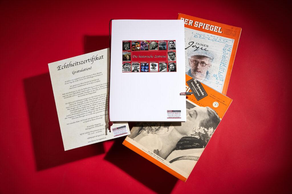 Geschenkmappe Der Spiegel