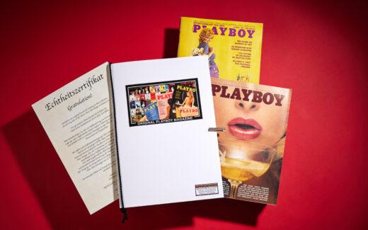 Playboy Magazin zum Geburtstag