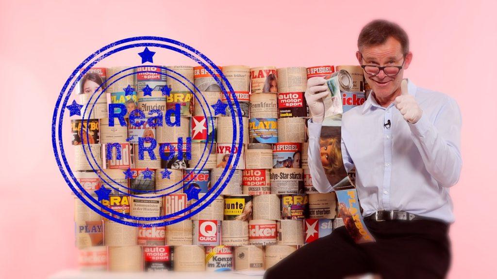 Read`n Roll. Unsere neue Geschäftsidee zur Corona Krise in Bonn!