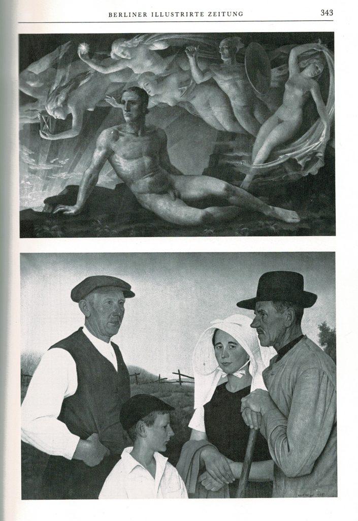Kunstwerke im Nationalsozialismus