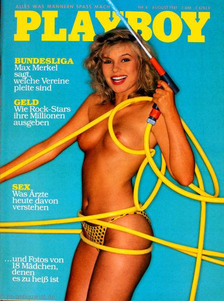 40. Geburtstag Zeitung: Playboy