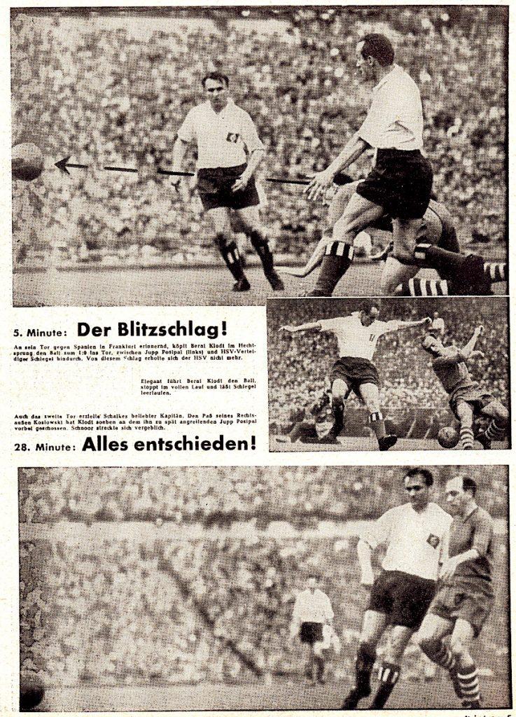 Tore Endspiel 1958