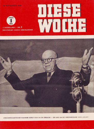 80. Geburtstag Zeitung. Spiegel Cover