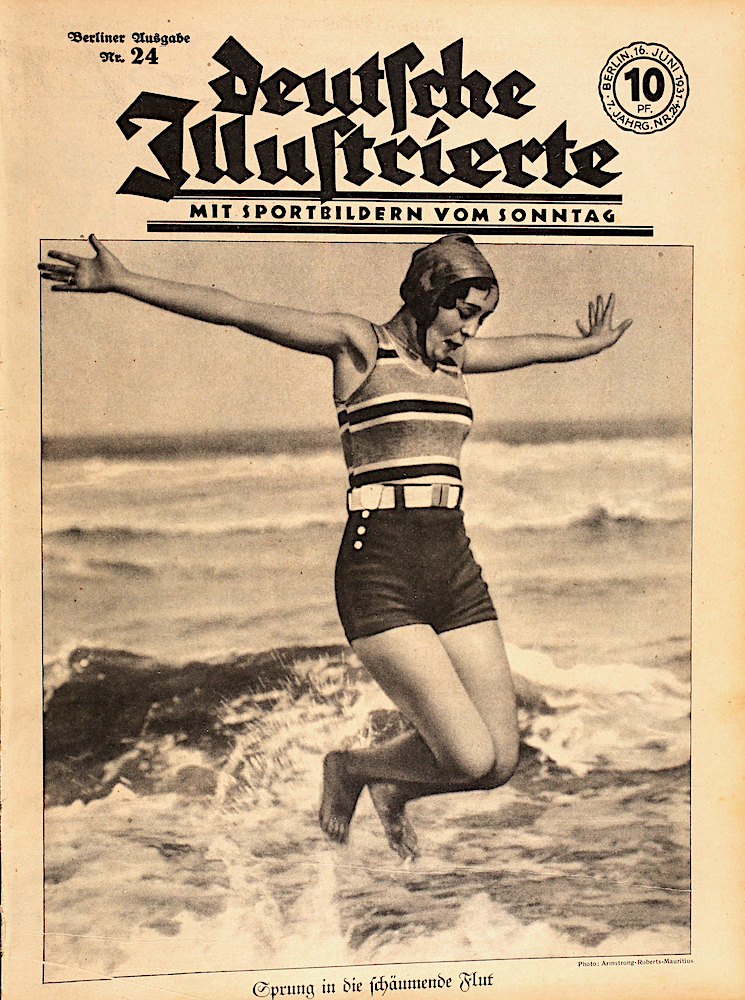 DeutscheI Illustrierte Zeitung 16. Juni 1931