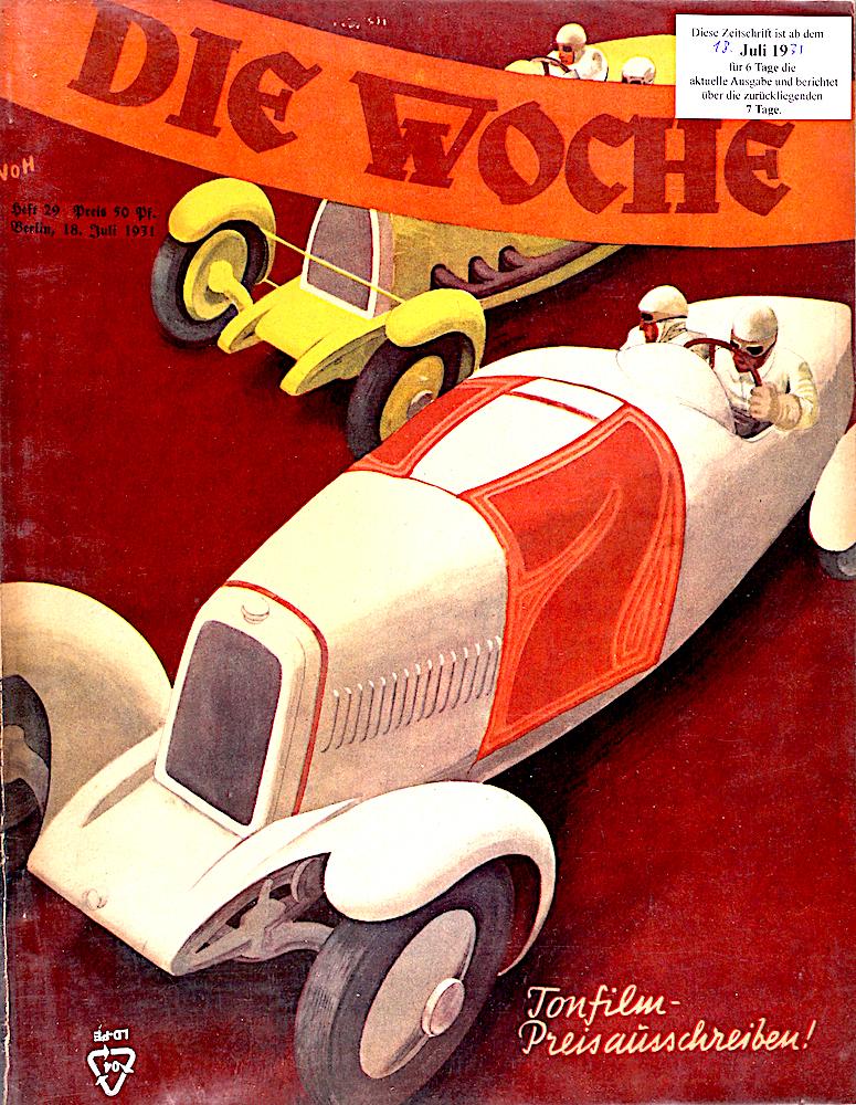 Automobil 1931