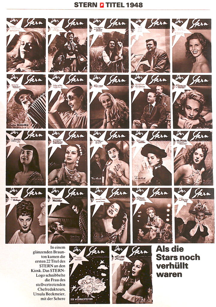 Erster Jahrgang Die illustrierte Zeitschrift für junge Menschen