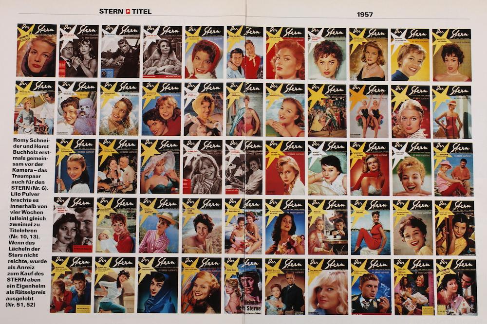 Der Stern Titelbild Archiv 1957