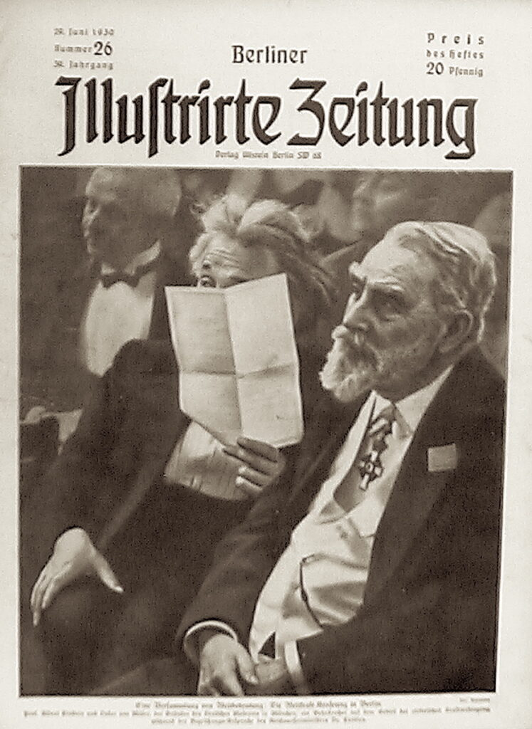 Original Zeitung 1930: Berliner Illustrierte Zeitung 29. Juni - 5. Juli 1930