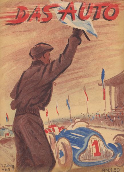 Auto Motor Sport Nummer 1 1946