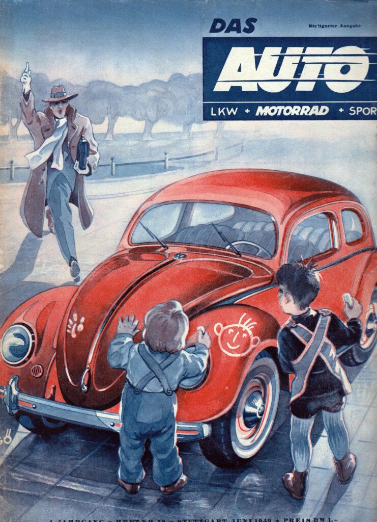 Auto Motor Sport Archiv: Ausgabe 14 1949