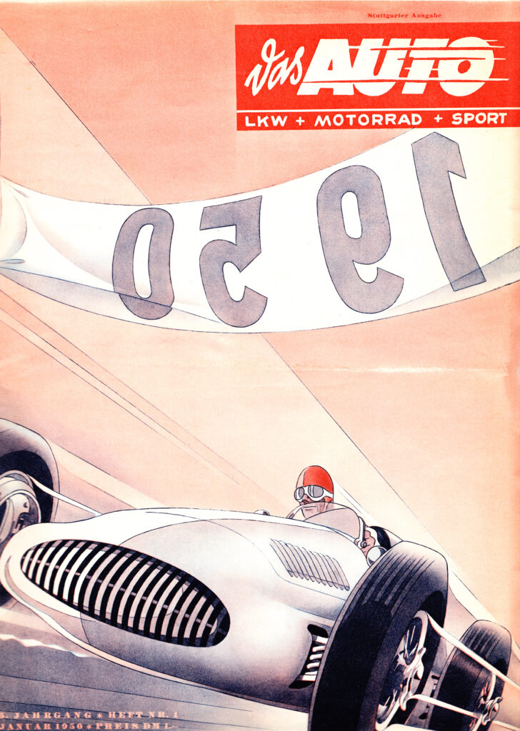 Auto Motor Sport Archiv: Ausgabe 1 1950