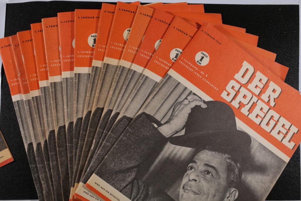 Nachdruck Erstausgabe DER SPIEGEL 1947