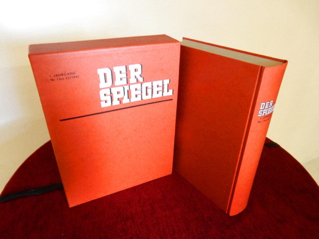 Nachdruck des kompletten Jahrgangs DER SPIEGEL 1947.