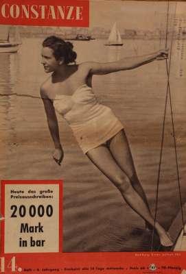 Constanze Zeitung von 1951