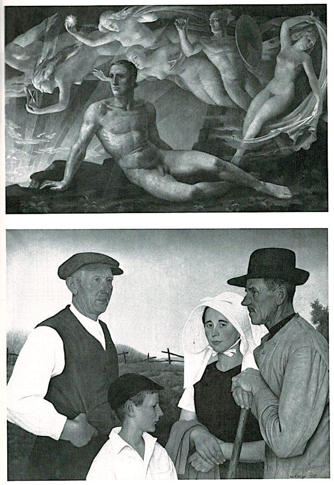 Berliner Illustrirte Zeitung 1937: Kunst im Dritten Reich